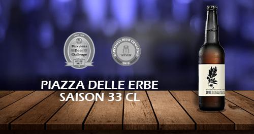 birra artigianale ofellia piazza erbe 33 cl
