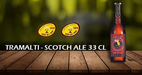 birra artigianale tramalti scotch ale 33 cl
