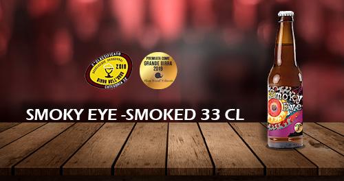 birra artigianale smoky premieta lievito e nuvole 33 cl