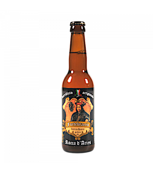 ROCCA D'ARIES-GOLDEN ALE 33 CL