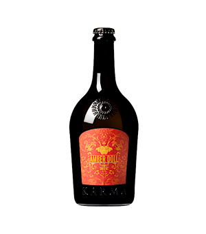 AMBER DOLL-HONEY ALE 75 CL