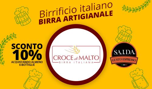 BIRRA ARTIGIANALE CROCE DI MALTO