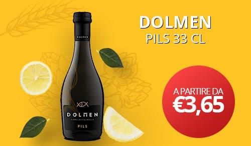 DOLMEN- PILS 33 CL