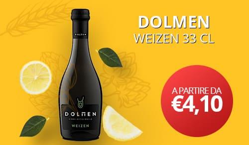 DOLMEN -WEIZEN 33 CL