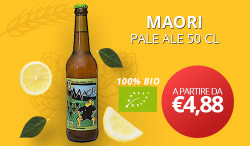 MAORI-PALE ALE 50 CL