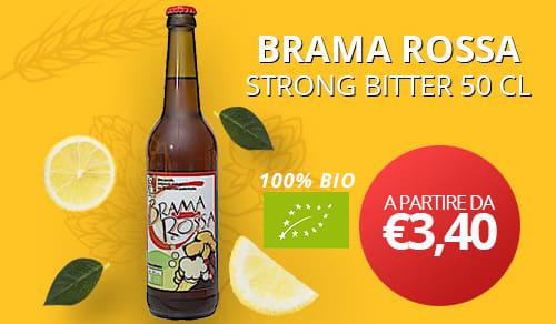 BRAMA ROSSA-STRONG BITTER 50 CL
