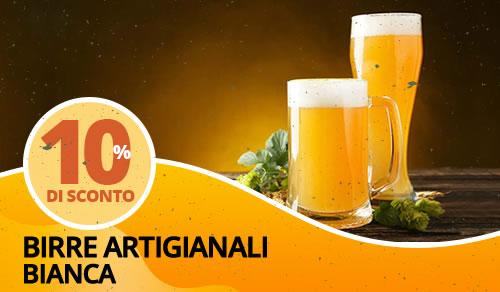 Birra Artigianale Bianca