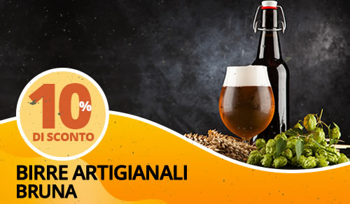 Birra Artigianale Bruna