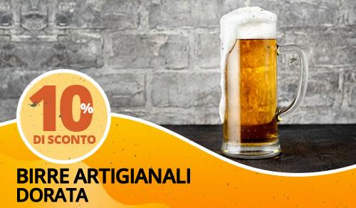 Birra Artigianale Dorata