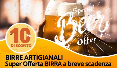Birra Artigianale Super Offerta