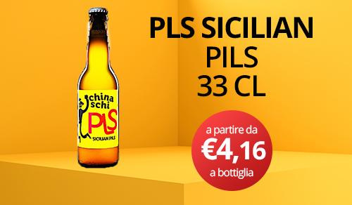 birra artigianale chinaschi pls sicilian 33 CL