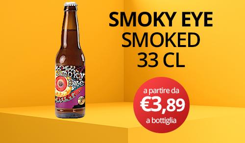 birra artigianale smoky eye 33 CL