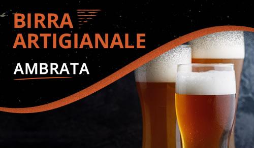 Birra Artigianale Aspetto Ambrata