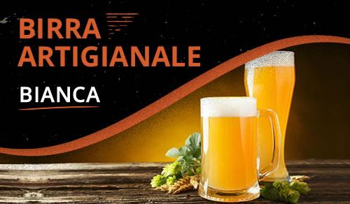 Birra Artigianale Aspetto Bianca
