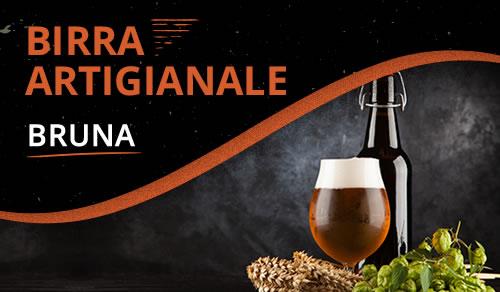 Birra Artigianale Aspetto Bruna