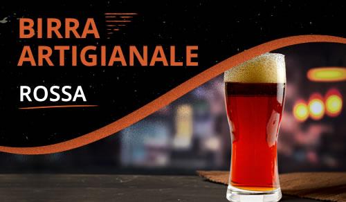 Birra Artigianale Aspetto Rossa