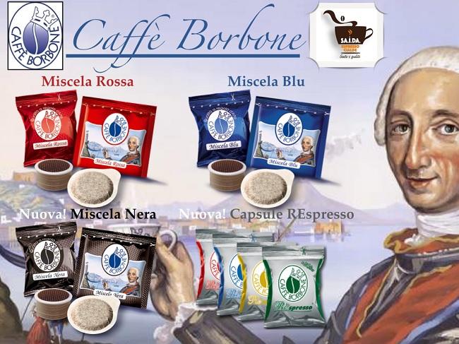 La storia del Caffè Borbone