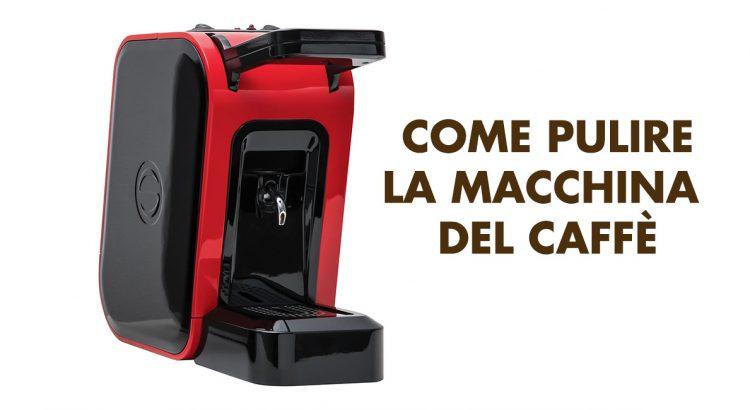 Come pulire macchina caffè | SA I DA Espresso Cialde Blog