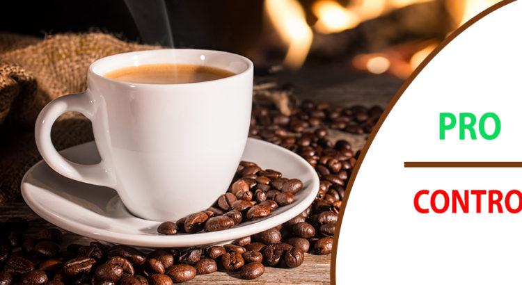 caffè pro e contro