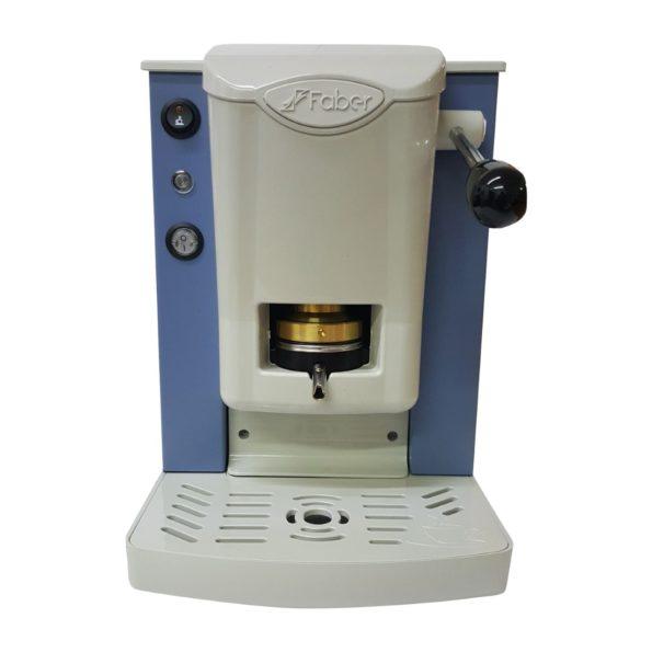 macchina-da-caffè-faber-blu