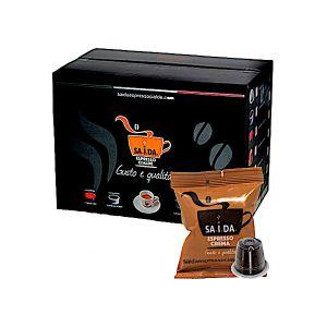 Capsule SA.I.DA. Despresso Espresso Crema (Compatibile Nespresso)