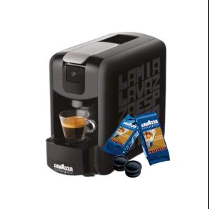 Macchina da Caffè Lavazza Espresso Point EP.Mini + 100 Capsule Point Lavazza Crema e Aroma