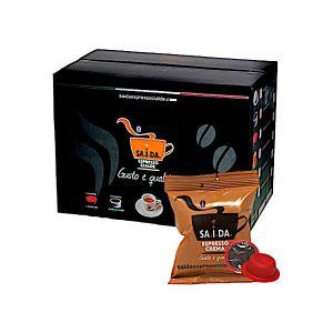 Capsule SA.I.DA. Espresso Crema (Compatibili Bialetti)