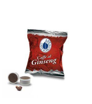 25 Capsule Borbone Caff al Ginseng Compatibili Lavazza Espresso Point