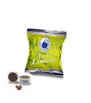 25 Capsule Borbone The al limone Compatibili Lavazza Espresso Point