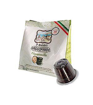 Capsule TO.DA. Gattopardo Camomilla (Compatibili Nespresso)