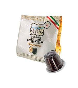 Capsule TO.DA. Gattopardo Cappuccino (Compatibili Nespresso)