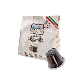Capsule TO.DA. Gattopardo Ginseng (Compatibili Nespresso)