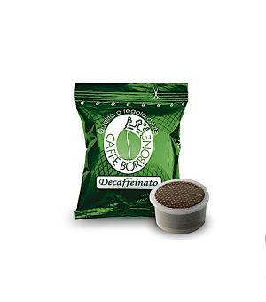 Capsule Caffè Borbone Miscela Verde Decaffeinato compatibili per Lavazza Espresso Point