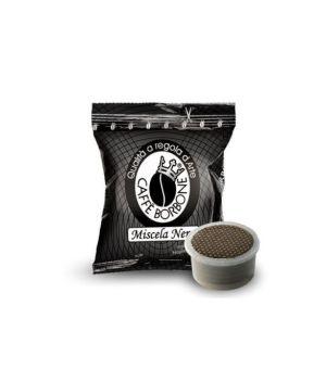 Capsule Caffè Borbone Miscela Nera (Compatibili Lavazza Espresso Point)