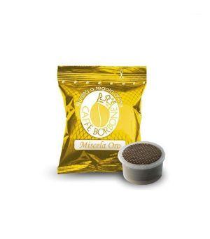 Capsule Caffè Borbone Miscela Oro (Compatibili Lavazza Espresso Point)