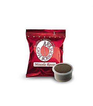 Capsule Caffè Borbone Miscela Rossa (Compatibili Lavazza Espresso Point)