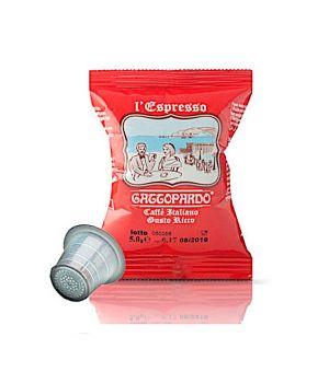 Capsule TO.DA. Gattopardo Miscela Gusto Ricco (Compatibili Nespresso)
