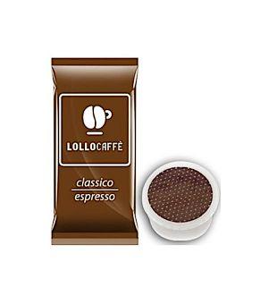 Capsule Lollo Caffè Miscela Classica (Compatibili Lavazza Espresso Point)