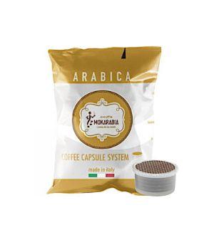 Capsule Mokarabia Miscela Arabica (Compatibili Lavazza Espresso Point)