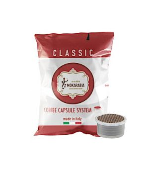 Capsule Mokarabia Miscela Classic (Compatibili Lavazza Espresso Point)