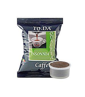 Capsule To.Da. Caffè Miscela Insonnia (Compatibili Lavazza Espresso Point)