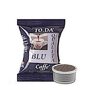 Capsule TO.DA. Miscela Blu (Compatibili Lavazza Espresso Point)