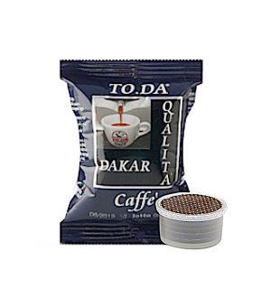 Capsule To.Da. Miscela Dakar (Compatibili Lavazza Espresso Point)
