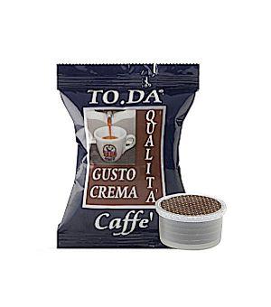 Capsule TO.DA. Miscela Gusto Crema (Compatibili Lavazza Espresso Point)
