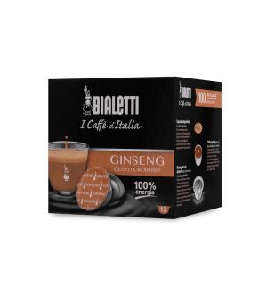 12 Capsule Bialetti Miscela caffee ginseng