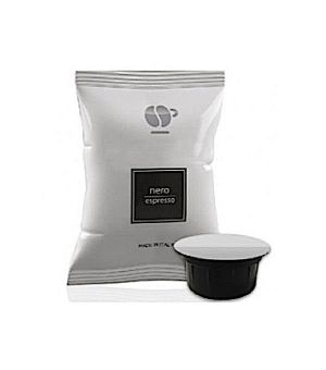 CAPSULE PASSIONE ITALY LOLLO CAFFE'' (COMPATIBILI CAFFITALY)