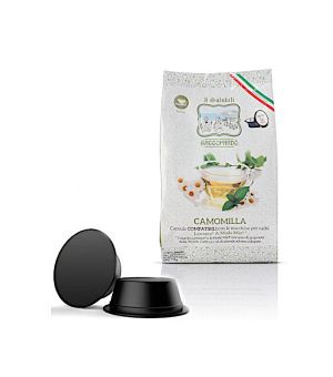 Capsule Gattopardo TO.DA. Il Mio Camomilla (Compatibili Lavazza A Modo Mio)