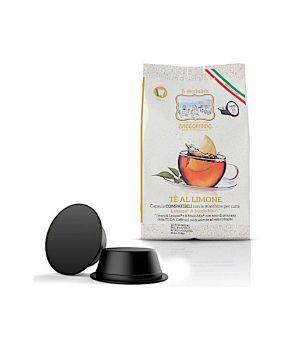 Capsule Gattopardo TO.DA. Il Mio Tè (Compatibili Lavazza A Modo Mio)