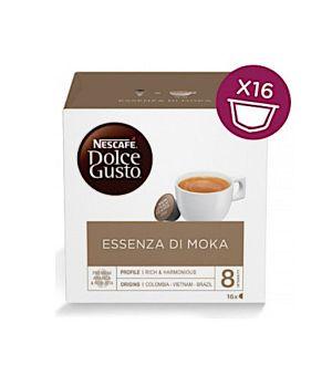 16 Capsule Nescaf Dolce Gusto Essenza di Moka
