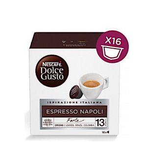16 Capsule Nescaf Dolce Gusto Napoli